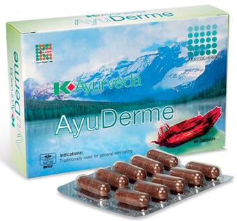 K-AyuDerme - Kapsul herbal untuk kesehatan kulit ...