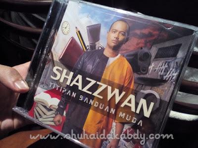 ~Pelancaran Album Shazzwan~Titipan Banduan Muda