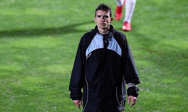 Oficial: Sporting Espinho, rescinde el técnico Joao Ferreira