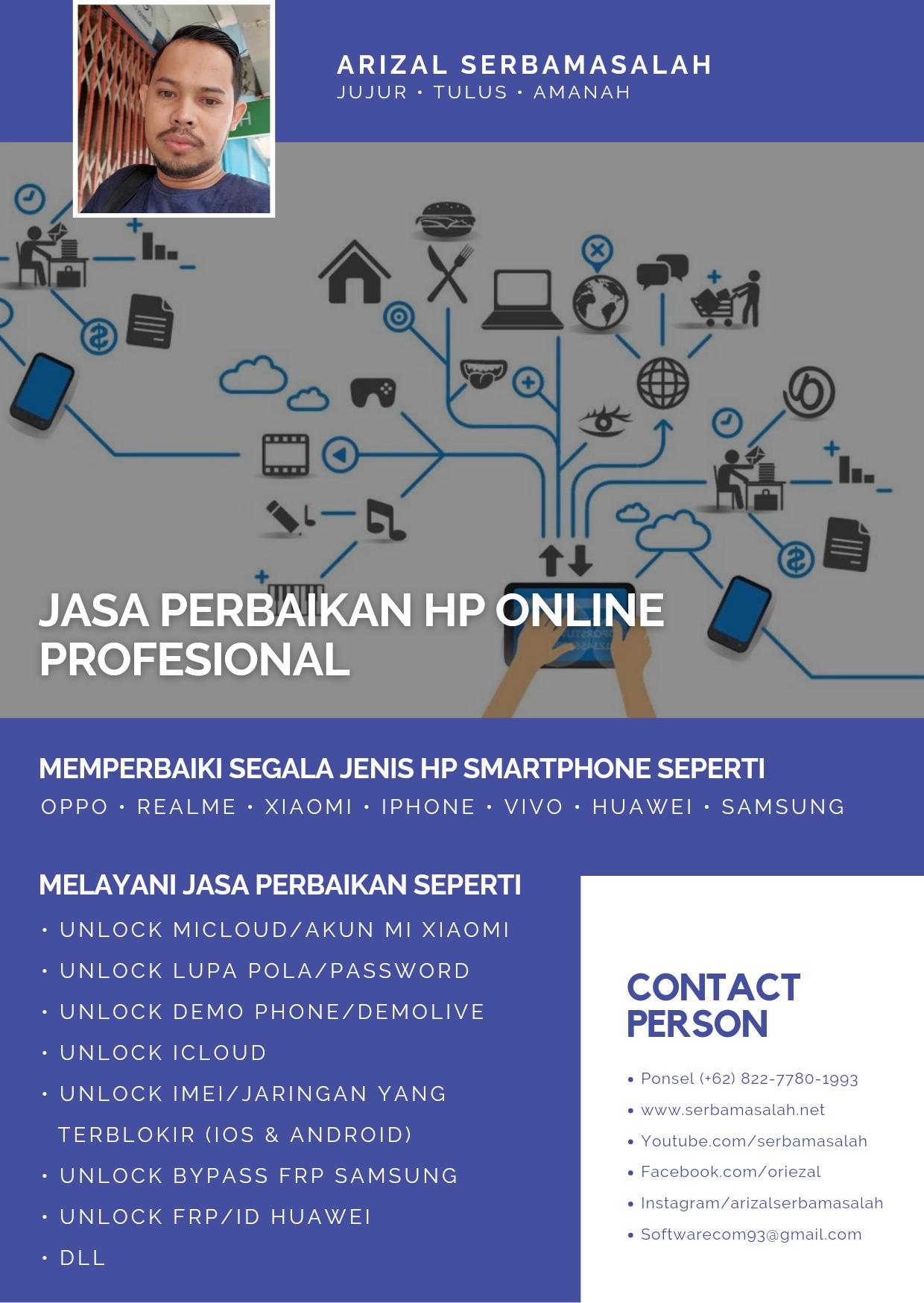 Layanan Jasa Perbaikan Hp Online Bersama Kami