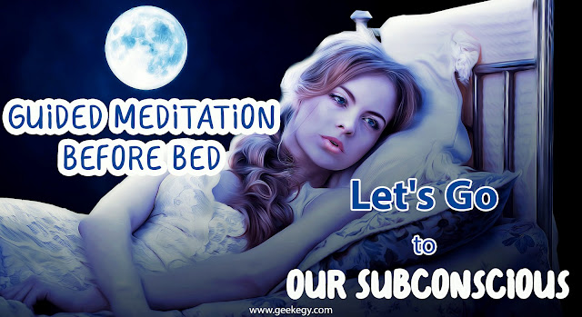 Guided Meditation Before Bed