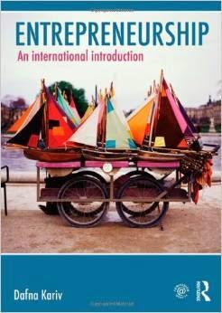 Entrepreneurship An International Introduction By Dafna Kariv