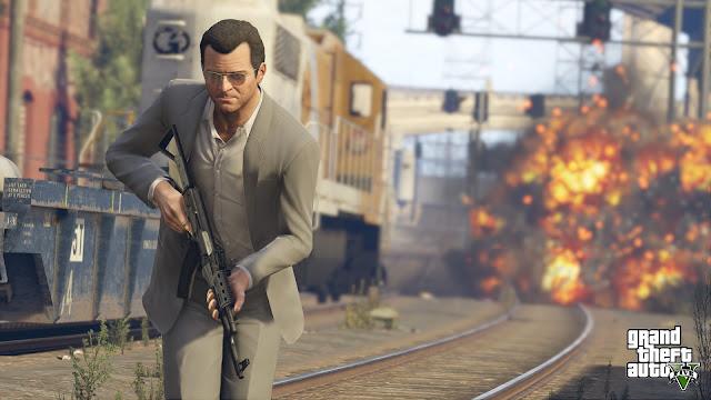 تحميل لعبة Grand Theft Auto 5 للاجهزة الضعيفة من ميديا فاير