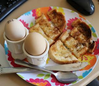 Lovely tasty dippy eggs