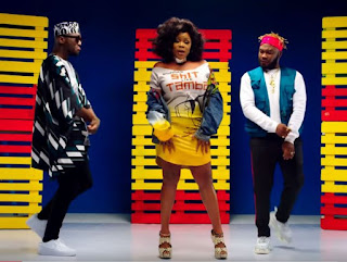 OFFICIAL VIDEO: Omawumi Ft. DJ Spinall & Slimcase – Malowa