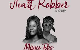 Audio + Mp3: Missy Bee Ft Strategy - Heart Robber || @iam_missybee