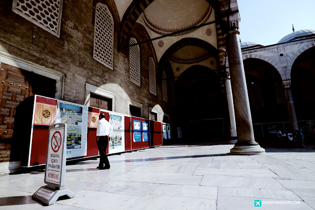 bowdywanders.com Singapore Travel Blog Philippines Photo :: Turkey :: Istanbul's Unforgettable Place: Why is The Blue Mosque Extraordinarily Popular?