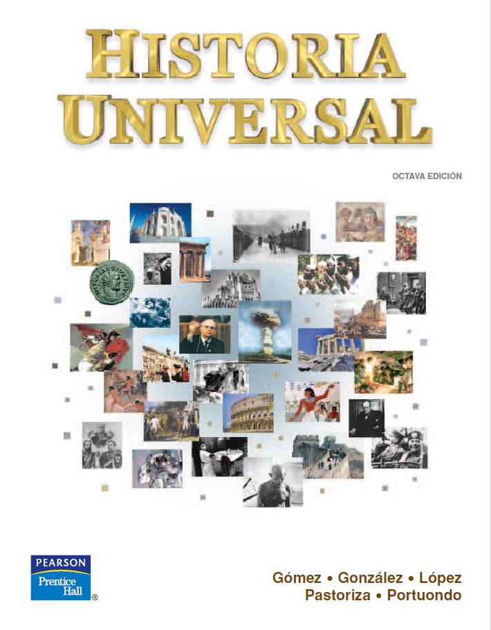Historia universal, 8va Edición – José Luis Gómez Navarro
