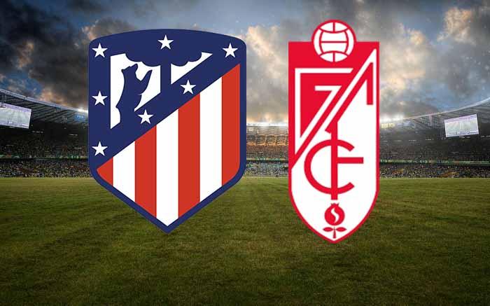 موعد مباراة أتلتيكو مدريد وغرناطة اليوم