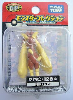 Lopunny Pokemon figure Tomy Monster Collection MC series