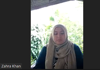 Webinar Memilih Makanan Ramah Iklim Omar Niode Foundation
