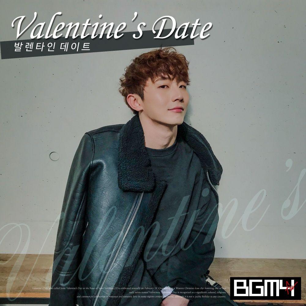 BGM4 –  발렌타인 데이트 (Feat. 필굿) – Single