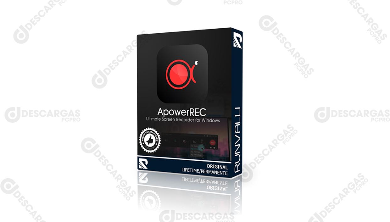 ApowerREC v1.4.16.6, El mejor grabador de pantalla