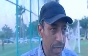 عماد سليمان المدير الفنى لنادى مصر المقاصة