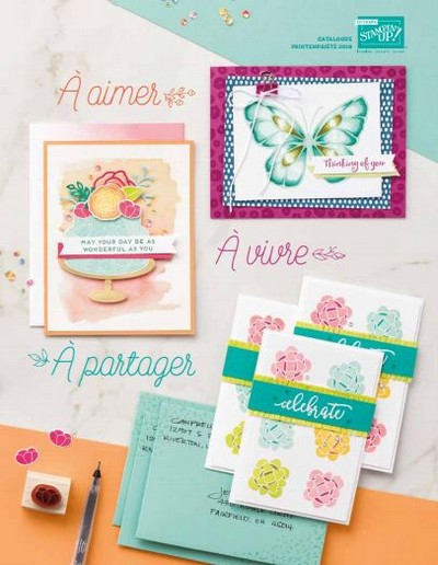 Catalogue Printemps/Eté 2018