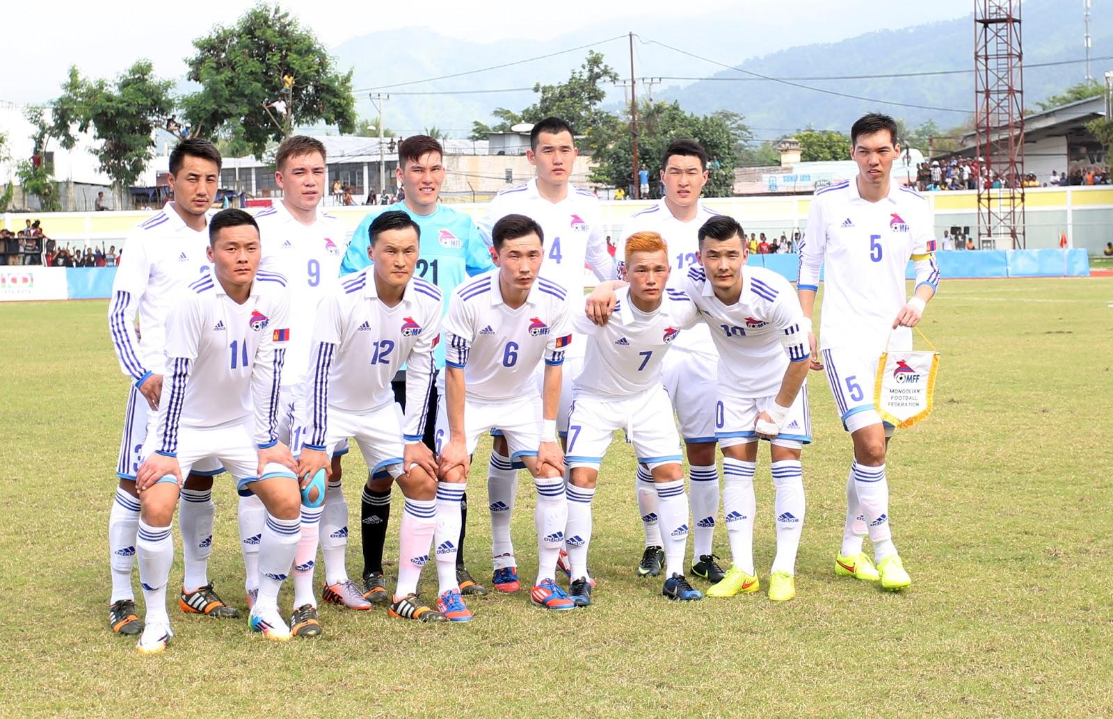 Mongolia vs Brunei Darussalam 16h00 ngày 6/6 www.nhandinhbongdaso.net