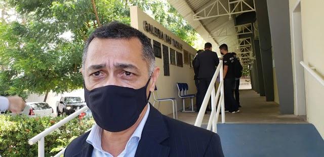 Secretário Rubens Pereira define ações contra facções criminosas no Piauí