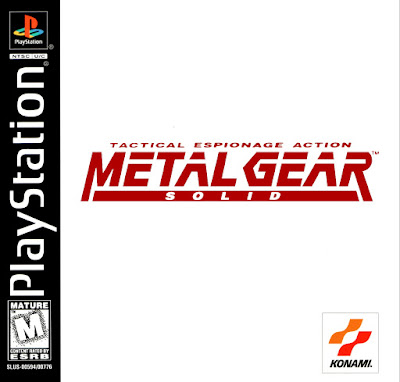 descargar metal gear solid psx mega