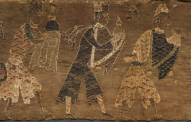 Unique 800 year old tapestry from Norway gives insight into medieval times