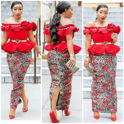 we are a huge believer of dressing right particularly when it involves our African print 20 Classy Ankara Styles For African Fashion Lookbook