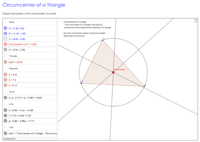 Learning in new dimensions with Google Classroom and GeoGebra