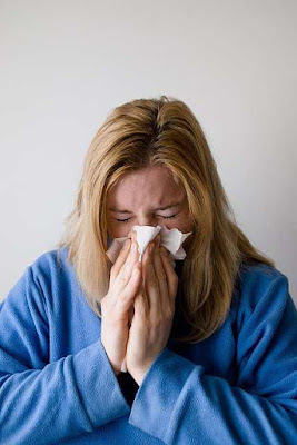 عراض الحساسية التنفسية
