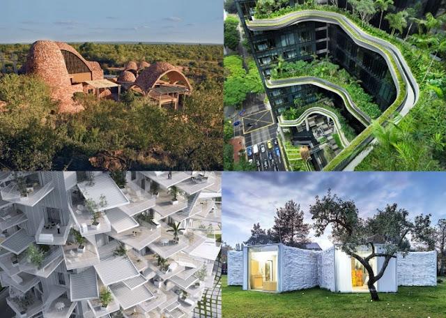 biomimetic architecture works