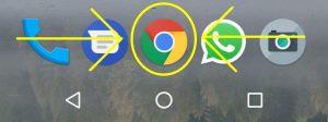 Instalar e Usar o Google Crome no celular ou tablet