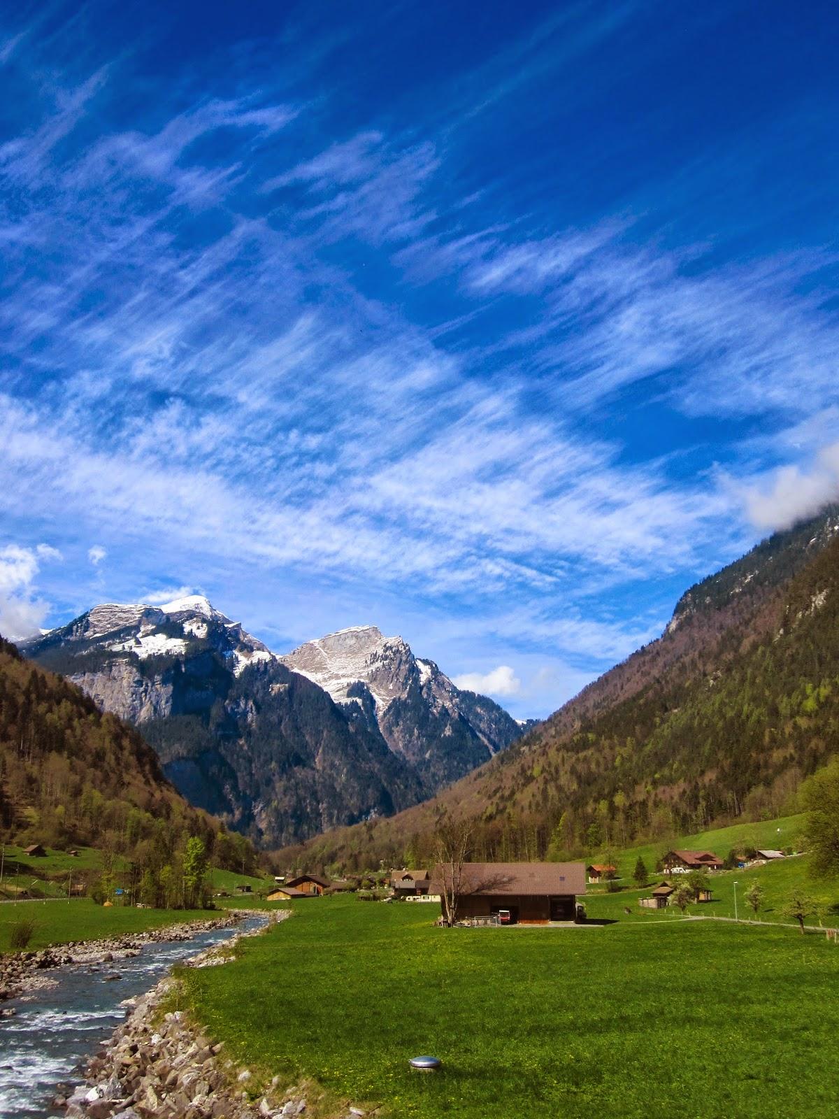 Switzerland, the Bernese Oberland.