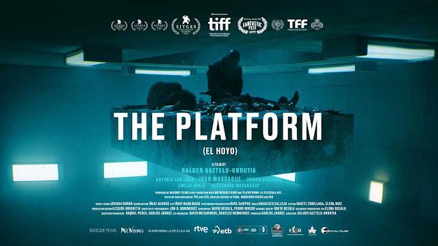 شرح-وتفسير-فيلم-The-Platform-نظرة-سينمائية-للمجتمع-والتقسيم-الطبقي