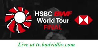 BWF World Tour Finals 2018 live streaming