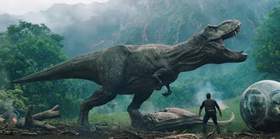 Box Office News: Dino DNA: Fallen Kingdom Rules The Weekend