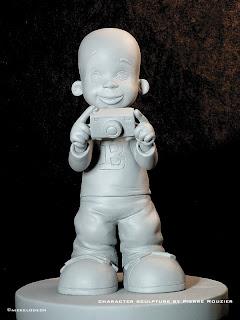 "pierre rouzier_Nickelodeon - ""little bill"" maquette"