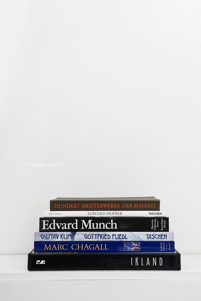 Kunstbücher/ Dekorative Bildbände über Maler, Kunst(geschichte) und Reisen