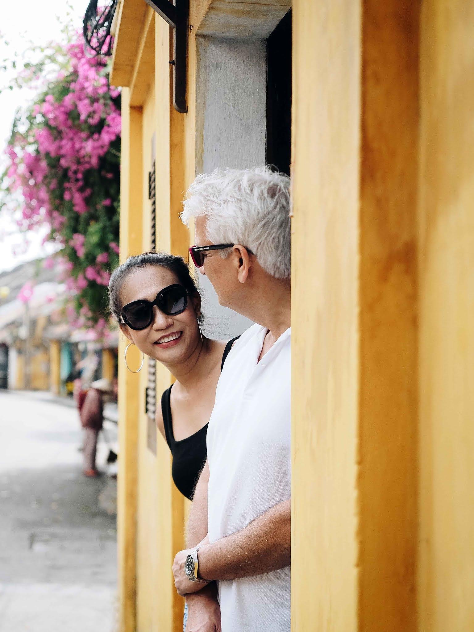 Chụp ảnh ngoại cảnh Hội An - Photographer: Khôi Trần
