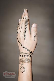 types of mehndi designs