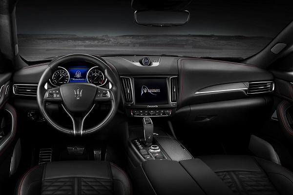 Interior Maserati Levante Trofeo