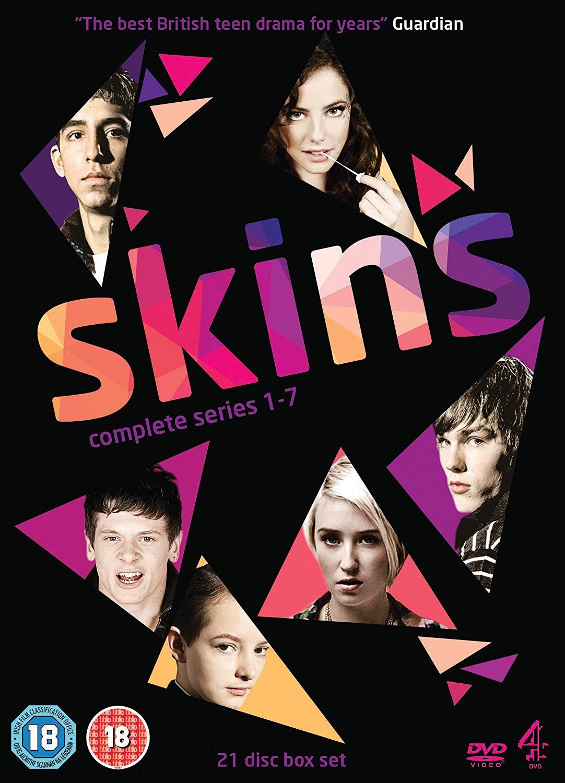 Skins (Serie Completa) HDRip Español Castellano – Ingles