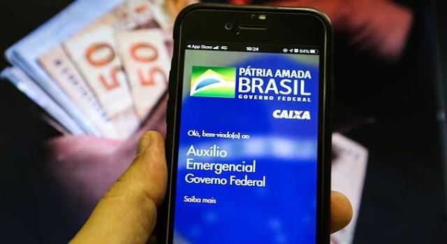 Caixa usará app do auxílio para conceder R$ 10 bi em microcrédito