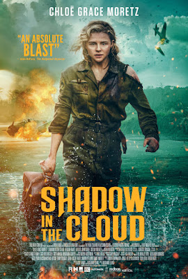 Shadow In The Cloud Movie Poster 2