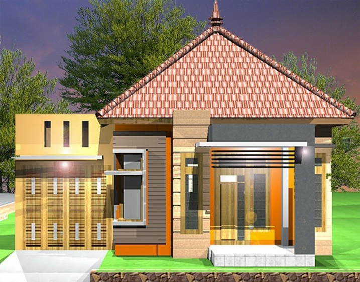 Reka Bentuk Rumah Moden