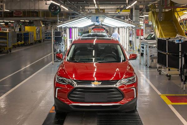 Novo Chevrolet Tracker 2022
