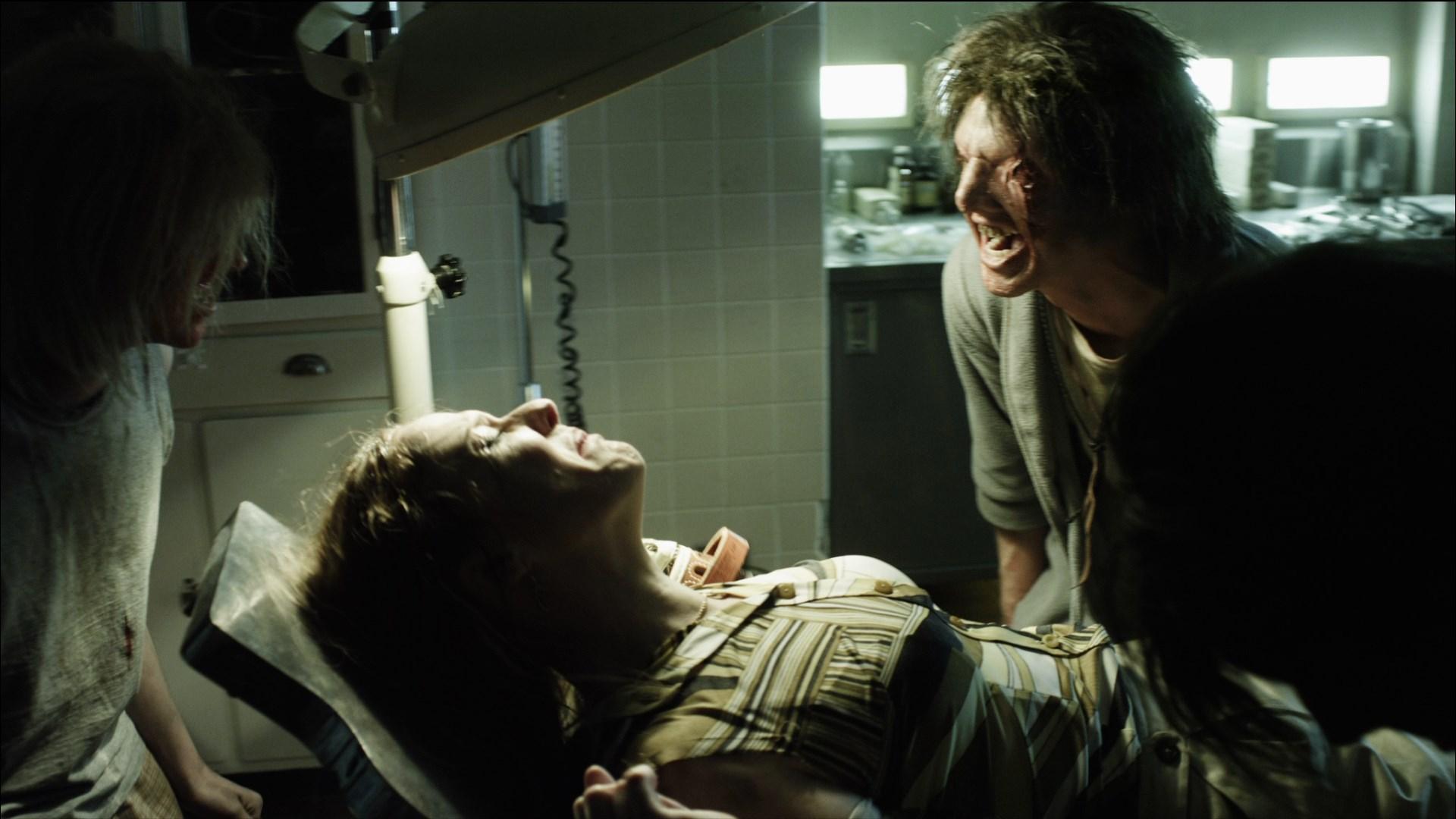 Camino Hacia El Terror 4: Inicio Sangriento (2011) Unrated 1080p Remux Latino