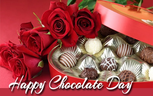 chocolate day friend