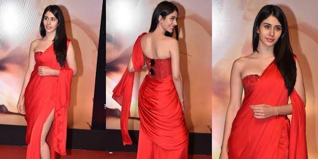 लाल रंग की ड्रेस में वरीना हुसैन लग रही है ज्यादा खूबसूरत ,देखकर लोग हुए दीवानें
