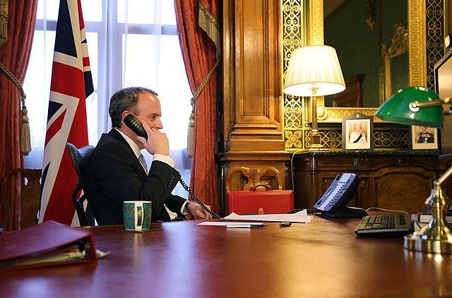G7: Raab to lead discussions on critical global issues  - We discuss ...Is he the right man for the job