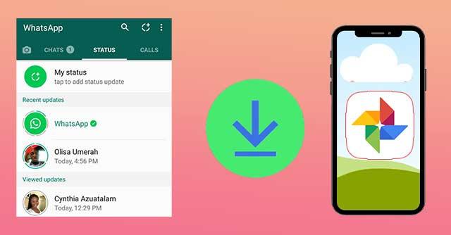 2021 में व्हाट्सएप स्टेटस कैसे डाउनलोड किया जाता है? | व्हाट्सएप स्टेटस वीडियो कैसे डाउनलोड करें?