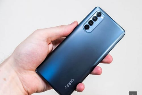 Oppo beats Huawei for the first time in China