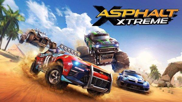 لعبة Asphalt Xtreme