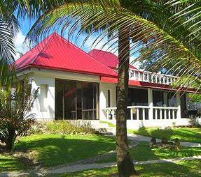 Phaidon Beach Resort: